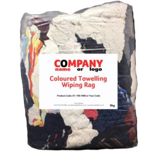 Fantastic Coloured Towelling Wiping Rags