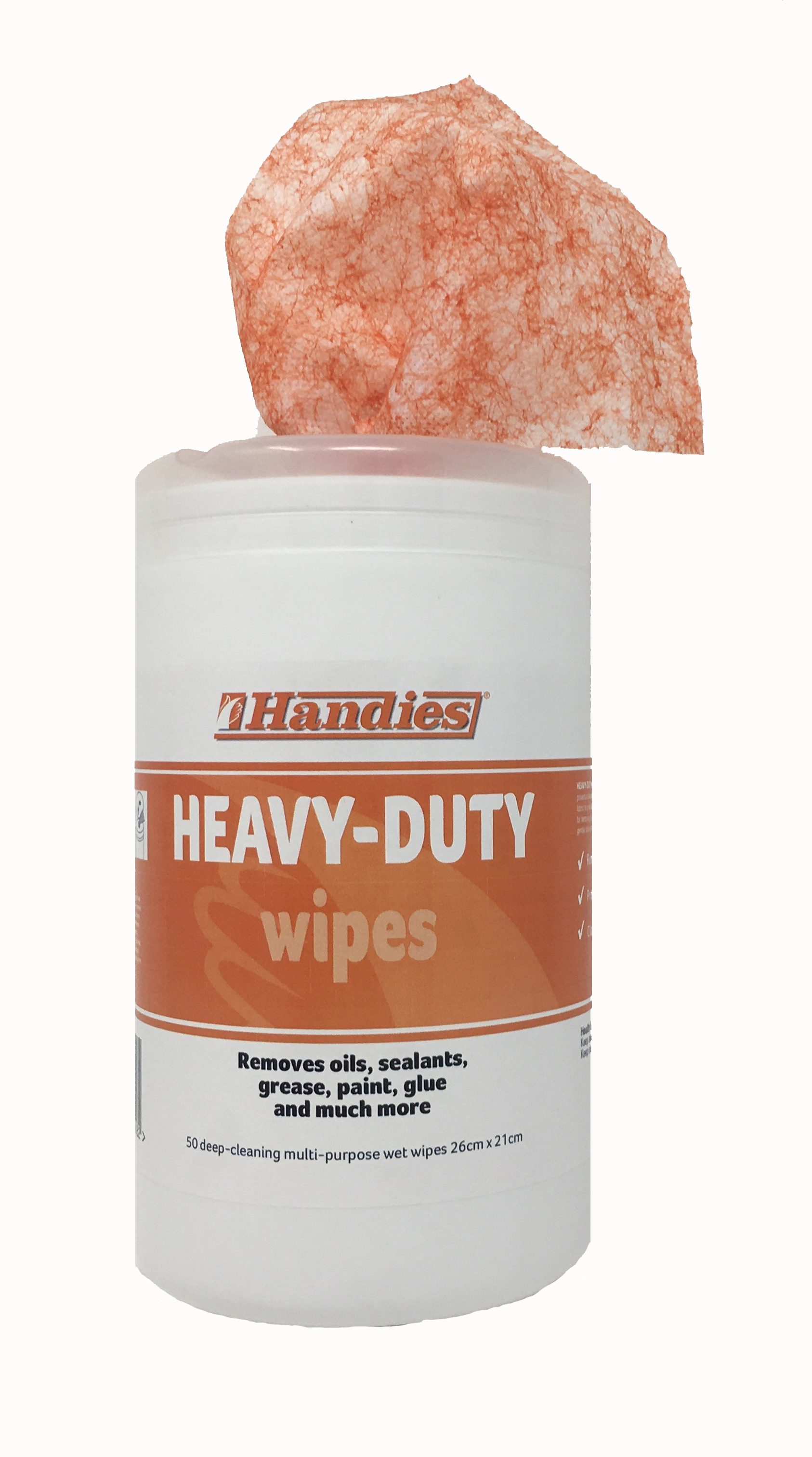 Image of Handies Heavy Duty Wipes